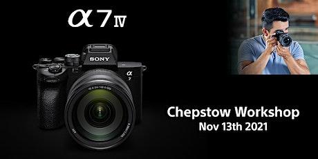 Alpha 7 IV CHEPSTOW - NOV 13th; 17:00-18:00 tickets