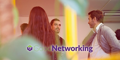 *IN PERSON* Good Networking, October 2021 tickets