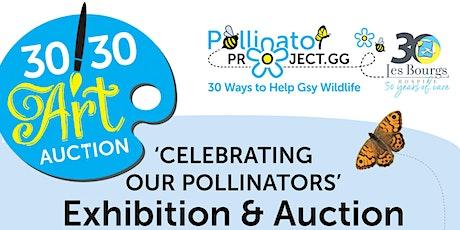 30/30 Art Auction tickets