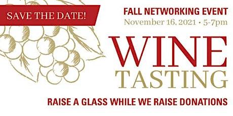 Fall Networking Event: Wine Tasting - South Brunswick EDC & MCRCC tickets