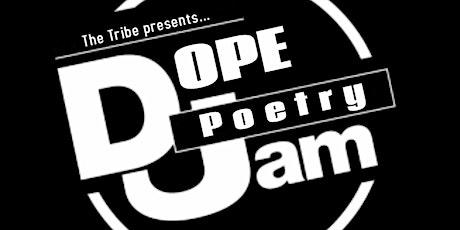 DOPE Poetry JAM tickets