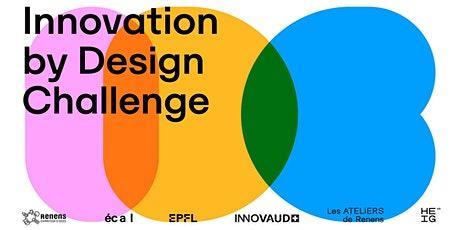 Innovation by design Challenge tickets