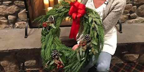 Winter Wreath Making At The Debevino Winery tickets
