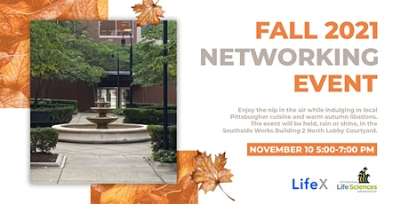 Fall Life Sciences Networking Event tickets