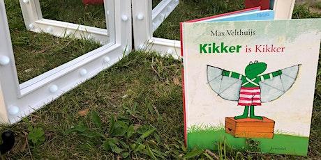 Voorstelling 'Kikker is Kikker' tickets