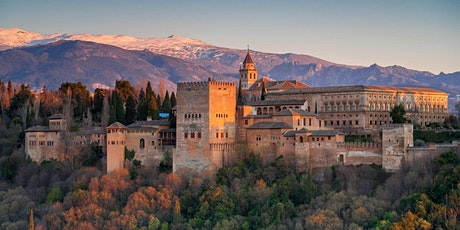 Live Walking Tour: Granada, Spain (Changed Route from Alhambra Tour) tickets