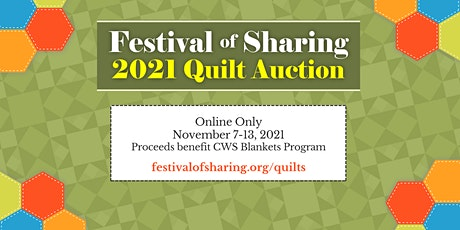 Quilt Auction tickets