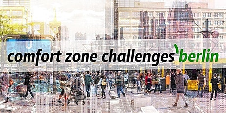 Copy of Comfort zone challenges'berlin #40 tickets