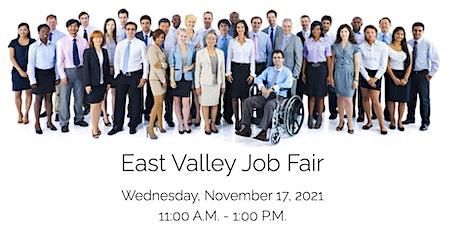 East Valley Job Fair tickets