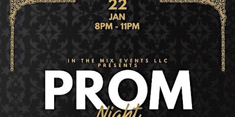 Prom Night tickets