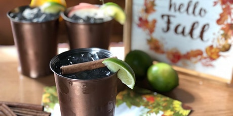 Thanksgiving Mixology Class with Short Path Distillery tickets