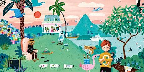 Workshop van illustrator Sanne te Loo tickets