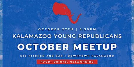 Kalamazoo Young Republicans Networking Night! tickets