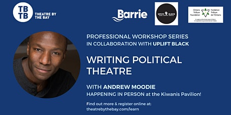 TBTB's Professional Workshop Series , Andrew Moodie tickets