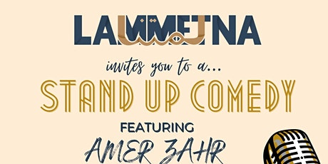 Stand Up Comedy Night ft. Amer Zahr tickets