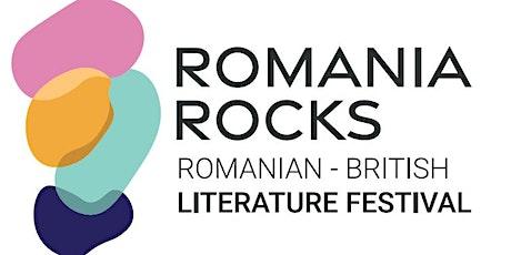 Rock Talks (Romania Rocks ) - Jonathan Coe meets Mircea Cărtărescu tickets