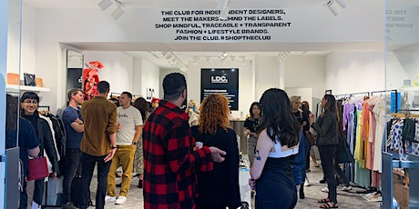 Lone Design Club London Pop-Up Store 2nd Launch | The Conscious Gift Shop tickets