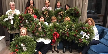 Winter Wreaths at The Waterfall tickets