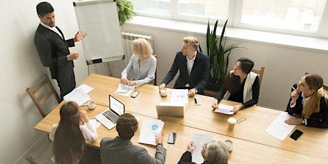 Developing and Strengthening Sales Leadership Skills (Workshop) tickets