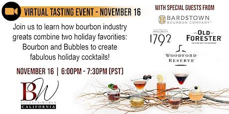 Bourbon + Bubbles tickets