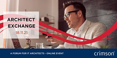 Architect Exchange - IT Networking and Ideas Forum - 18.11.21 tickets