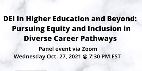 UofL DEI in Higher Education and Beyond:  Pursuing Equity and Inclusion tickets