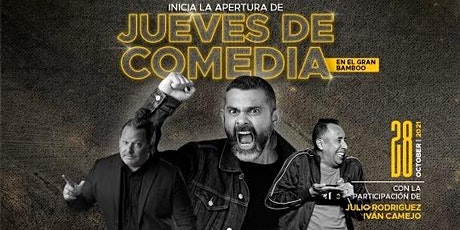Diego Mateus en Miami - Viva la Comedia tickets