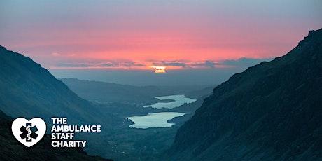 Snowdon Sunrise Challenge for TASC tickets