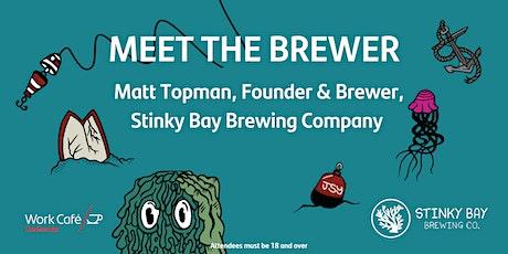 Meet the Brewer tickets