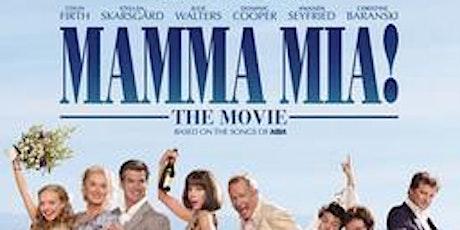 Ladies Night showing Mama Mia tickets