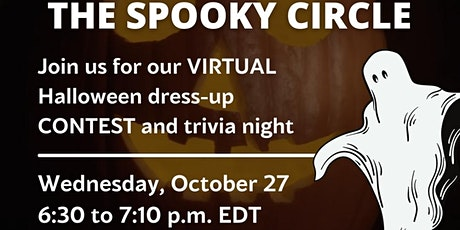 SCC Presents: The Spooky Circle tickets