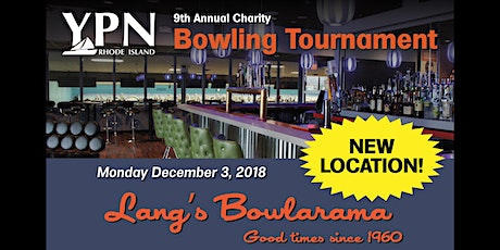 YPN Charity Bowling Tournament 2021 tickets