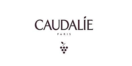 Convite exclusiva Inauguração Boutique Caudalie SPA no Porto 3/11/2021 bilhetes