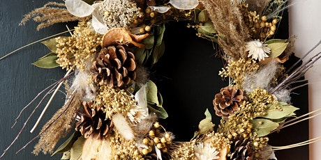 Festive wreath workshop at Form Lifestyle Store tickets