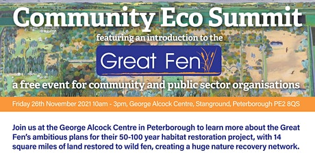 Community ECO Summit tickets