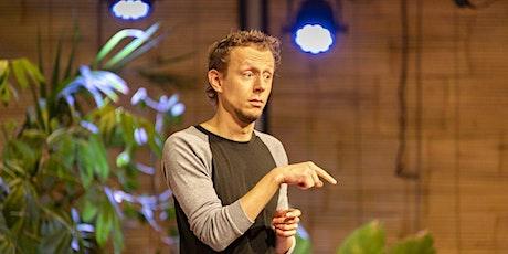 Sprekend PK #8   Nederlandse Gebarentaal! Tobias de Ronde - Livestream tickets
