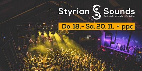 Styrian Sounds Festival 2021 Tickets
