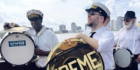 Treme Brass Band tickets