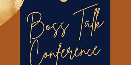 BOSS TALK CONFERENCE WITH BRITTANY tickets