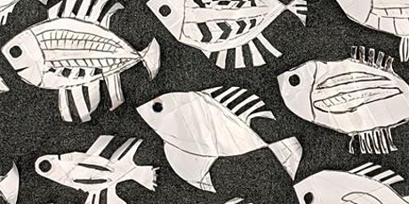 Classroom Session: School of Fish Upcycle with Artist Alastair Lambert tickets
