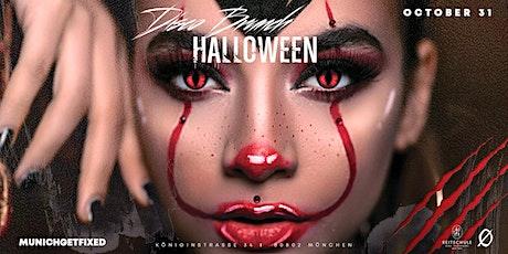 † Halloween Disco Brunch Edition † tickets