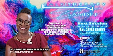 Virtual Sister Circle - Next session November 2nd Tickets