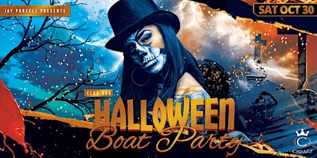 808 Sydney - Halloween Boat Party - 30.10.21 tickets