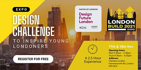 London Build - 18 November 2021 - Afternoon Session tickets