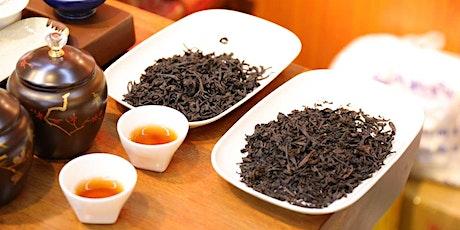Degustazione di tè giapponesi rari: oolong, tè neri e tè d'erbe biglietti