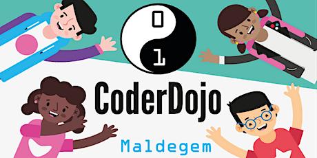 CoderDojo Maldegem - 20/11/2021 tickets