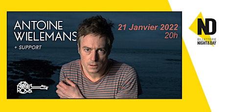 Antoine Wielemans + support tickets