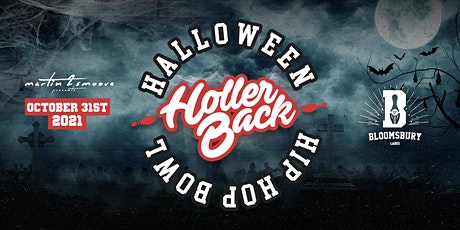 Holler Back's Hip Hop Bowl Halloween Party tickets