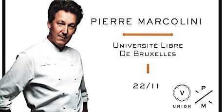 Pierre Marcolini | Chef Pâtissier-Chocolatier billets