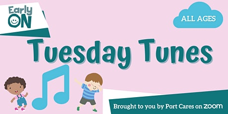 Tuesday Tunes tickets